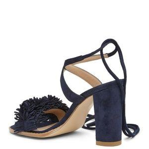 Pelle Moda Faye Sandal Black New